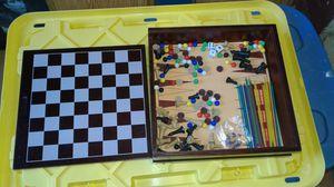 Multi- board game for Sale in Houston, TX