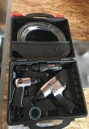 Craftsman Air Power Tool Set for Sale in Lake Elsinore, CA