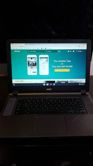 Acer chromebook 15 for Sale in Pomona, CA