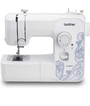 Brother LX3817 17-Stitch Full-size Sewing Machine for Sale in Los Angeles, CA