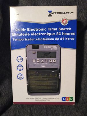 Intermatic - 24 hr. Time Switch for Sale in Bakersfield, CA