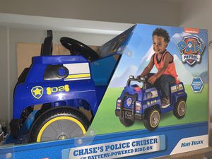 Paw Patrol 6V Battery Powered Ride On for Sale in Jersey City, NJ