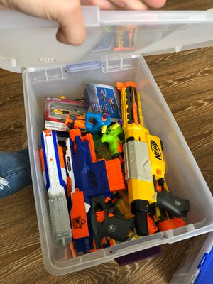 Nerf guns for Sale in West Hollywood, CA