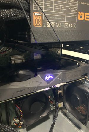 Asus GTX 1050 ti STRIX for Sale in Leesburg, VA