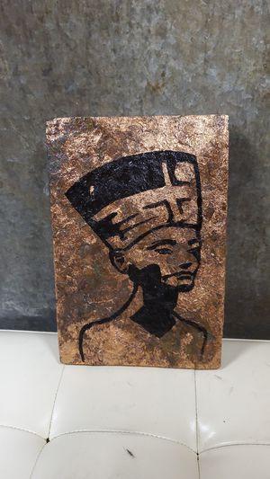 Painting, Egyptian Nefertiti for Sale in Greensboro, NC