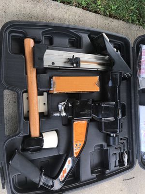 Freeman Flooring Nail Gun for Sale in Zelienople, PA