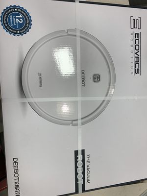 Deebot 11 hour battery WiFi for Sale in Ashland, KY