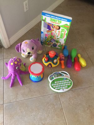 Kids learning toys, leap frog, v-tech battery operated. for Sale in Avondale, AZ