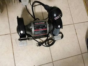 Task force bench grinder for Sale in Broadway, VA