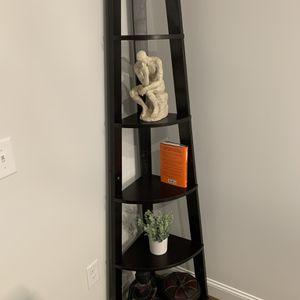 Corner Wood Shelf for Sale in Marietta, GA