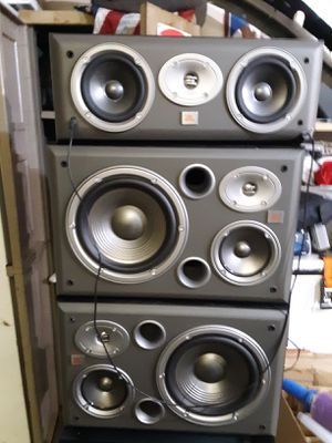 Marantz SR7000 and JBL surround sound system with power sub for Sale in Angleton, TX