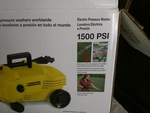 Pressure washer- Used Only a Few times for Sale in Indianapolis, IN