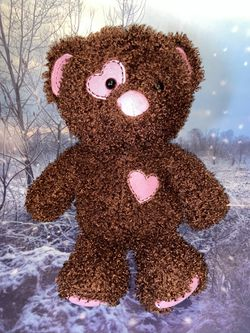 "Dan Dee Collectors Choice - Brown Teddy Bear 13"" plush  for Sale in Long Beach, CA"