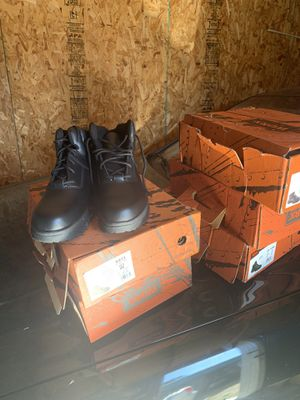 Red wing work boots for Sale in Oakland, CA