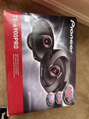 Pioneer 6x9 Speakers for Sale in Sterling, VA
