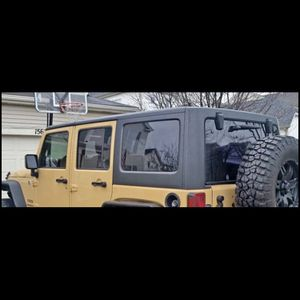 Jeep hard top. for Sale in Lemont, IL