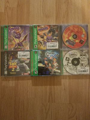 Ps1 PlayStation games looking for offers for Sale in Cardington, OH
