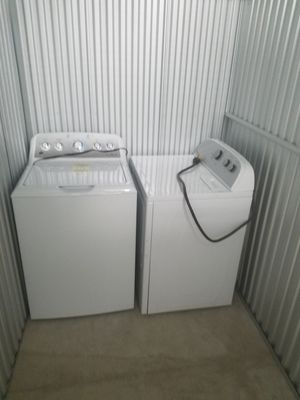 GE washer dryer set brand new 600.00 contact Felix {contact info removed} for Sale in Moon Township, PA