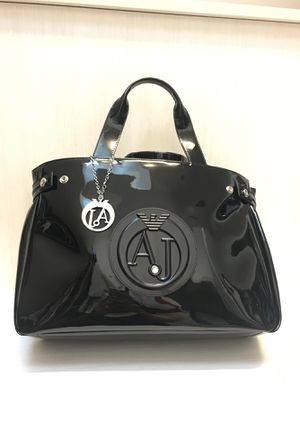 Armani Jeans New Black tote bag for Sale in Columbia, MD