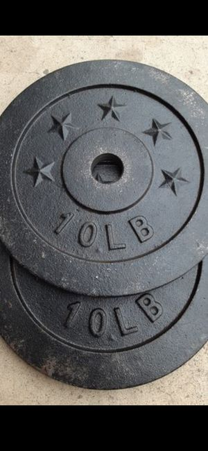 Standard Weights for Sale in Riverside, CA
