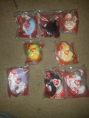 30 years of happiness Ty teenie original Beanie Baby from 2009!! for Sale in Parma, OH