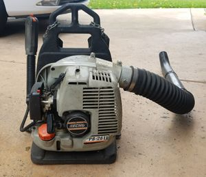 Echo back pack blower for Sale in Stockton, CA