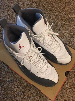 Dark Grey Retro Jordan 12s SIZE-13 for Sale in Silver Spring, MD