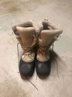New Sorel insulated women's boots sz 8.5 for Sale in Oceanside, CA