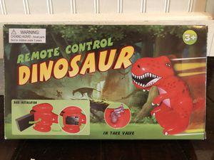 Dinosaur, Remote Controlled for Sale in Pompano Beach, FL
