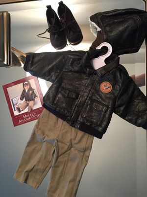 American Girl Doll Aviator Outfit for Sale in San Diego, CA