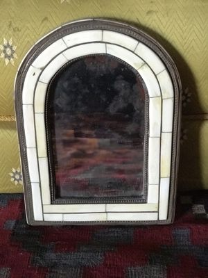 Moroccan mother of pearl mirror for Sale in Los Angeles, CA