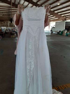 Wedding dresses used once. 200 dollars send me a message at {contact info removed} for Sale in Stafford, TX