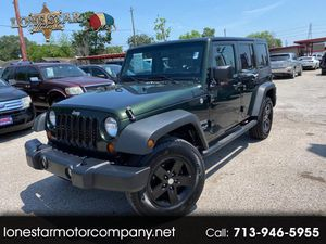 2010 Jeep Wrangler for Sale in South Houston, TX