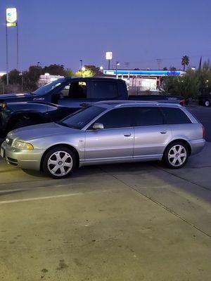 2001 Audi S4 for Sale in Modesto, CA