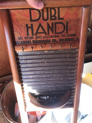 Hand washboard for Sale in Cambridge, MD