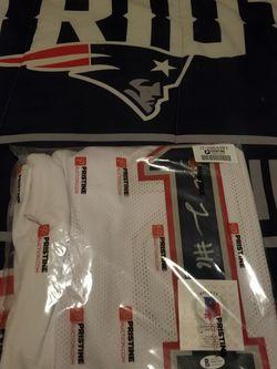 New England Patriots Sign Jerseys for Sale in El Paso,  TX