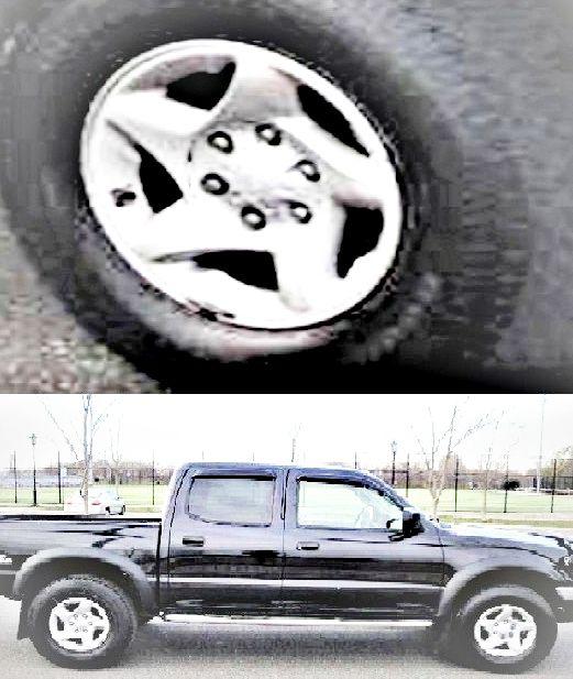 ֆ14OO O4 TOYOTA TACOMA 4WD