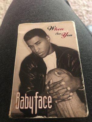 Baby face cassette for Sale in Rancho Murieta, CA