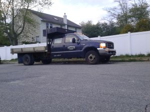 Big truck f450 diesel engine 7.3 for Sale in Central Islip, NY
