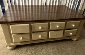 Real Wood Tv Stand and Two Side Tables for Sale in Aloma, FL