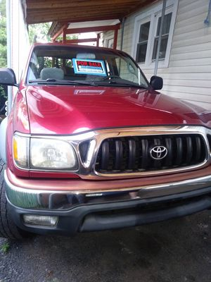 2002 Toyota Tacoma for Sale in Hyattsville, MD