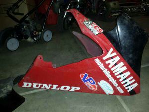 2004 2005 2006 Yamaha R1 Race Plastics Fairings for Sale in Menomonie, WI