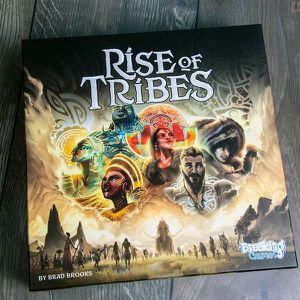 Rise of Tribes + Deluxe components Board game NEW for Sale in Monterey Park, CA