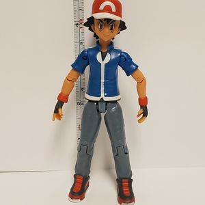 "2015 Ash Ketchum Pokemon XY Trainer Action Figure 4.5"" for Sale in Villanova, PA"