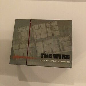 The wire complete DVD series for Sale in Mill Creek, WA