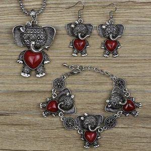 Antique Tibetan Elephant 3pcs Set for Sale in Orlando, FL