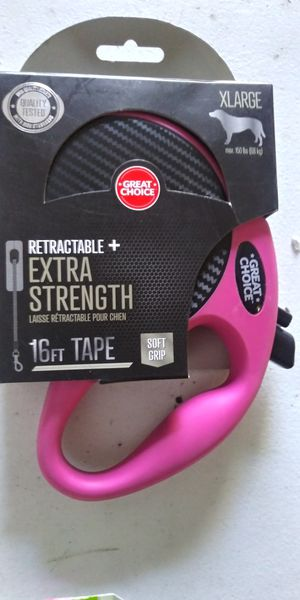 Great choice retractable extra strength 16ft tape for Sale in Burien, WA
