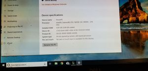 Dell all in one desktop computer for Sale in Columbus, OH