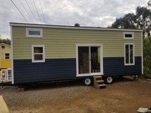 Custom new 8.5 x 28 tiny house on wheels ideal for your property for Sale in San Diego, CA