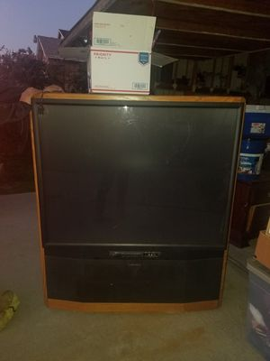 Mitsubishi 50 inch projection tv for Sale in San Diego, CA